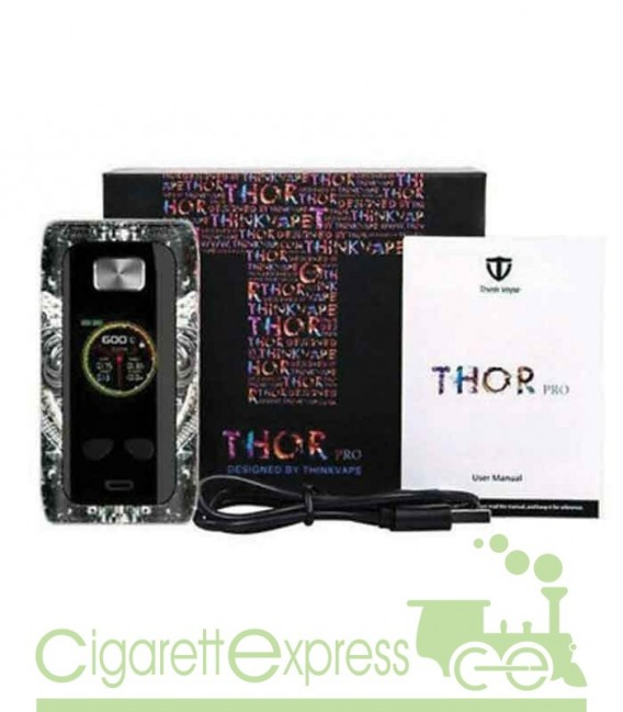 Thor - Box Mod 200W – Think Vape