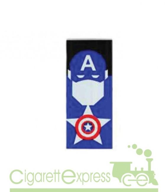 Wrap Batterie serie Marvel - 18650 - Rivestimento batterie