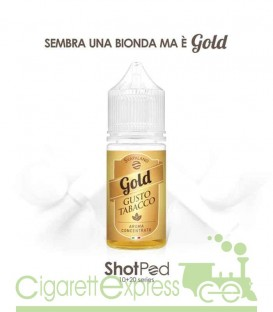 Gold - Concentrato 10+20ml - Svapaland