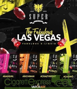 LAS VEGAS - Mix Series 50ml - Super Flavor