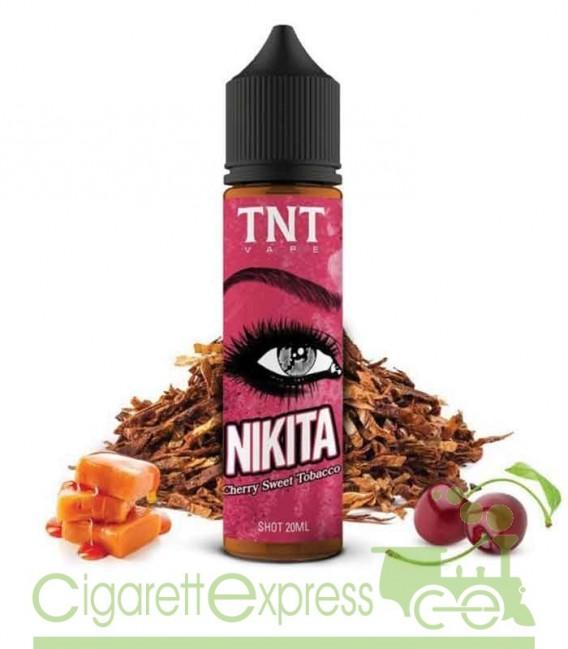 Nikita - Concentrato 20ml - TNT VAPE