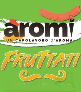 """Aromì Fruttati"" by Easy Vape - Aroma 10ml"
