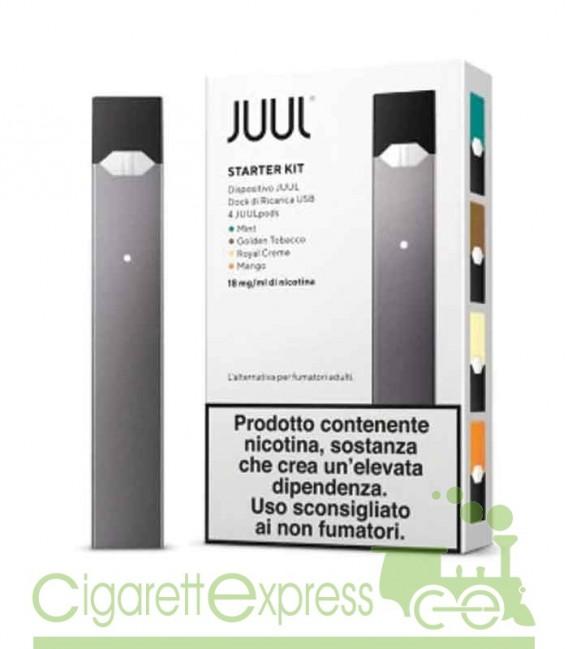 JUUL Starter Kit - All in One Pod Mod
