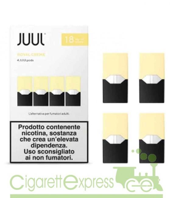 JUUL Pods - Pod di Ricarica 0.7ml