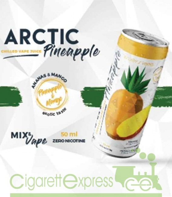 Arctic Pineapple - Mix Series 50ml - Enjoy Svapo