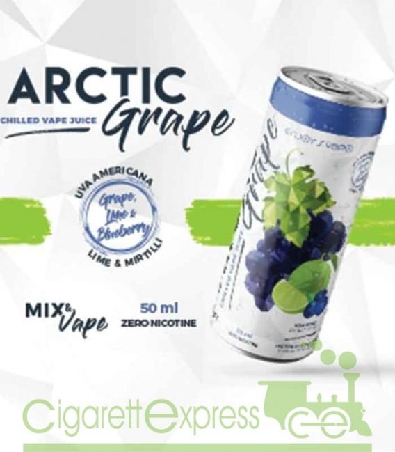 Arctic Grape - Mix Series 50ml - Enjoy Svapo