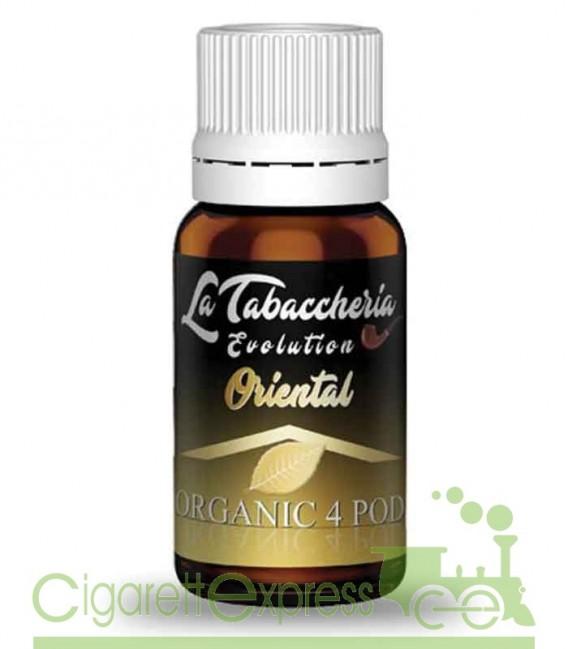 """""""Organic 4 POD Single Leaf"""" by La Tabaccheria - Estratto concentrato 10ml"""