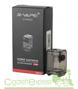 Hybrid Replacement POD - serbatoio di ricambio - R-Vape Technology