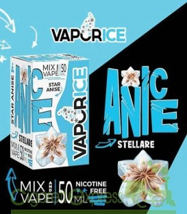VAPORICE Anice - Mix Series 50ml - Vaporart