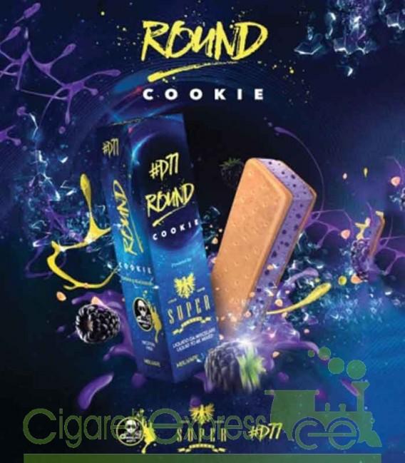 Round Cookie #D77 - Mix Series 50ml - Super Flavor