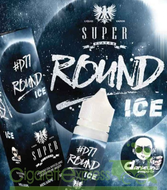 Round Ice #D77 - Mix Series 50ml - Super Flavor