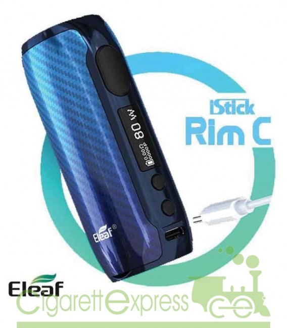 Istick Rim C - 80W TC Box Mod - Eleaf