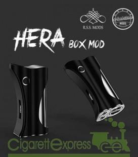 Maggiori dettagli di Hera Box Mod 60W - Ambition Mods e R. S. S. Mods