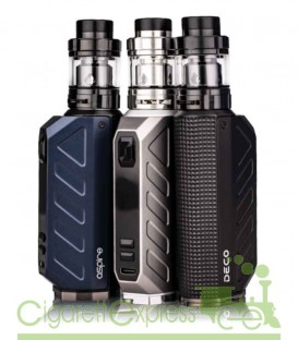 Kit Deco 21700/18650 e Odan EVO - Aspire