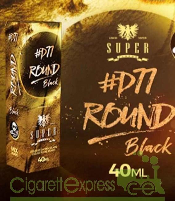 Round Black #D77 - Mix Series 40ml - Super Flavor
