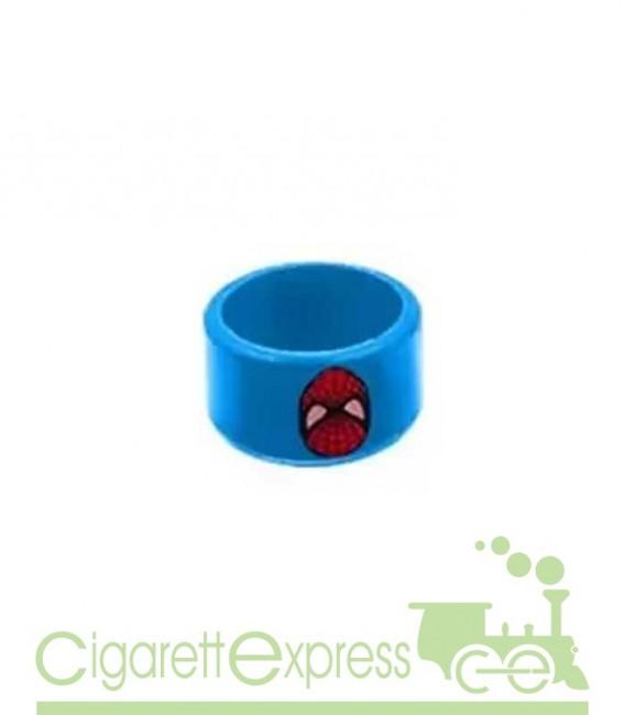 Vape Ring Spider Man - Anello di protezione decorativo