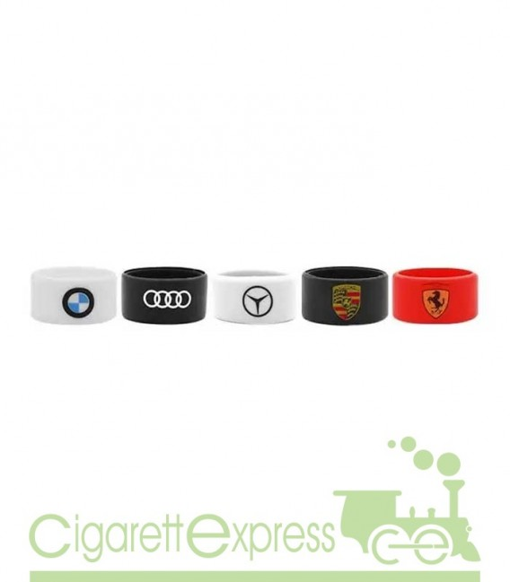 Vape Ring Automobili 24/28mm - Anello di protezione decorativo