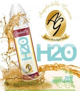Maggiori dettagli di Serie H2O #Distillati - Concentrato 20ml - ADG Angolo della Guancia