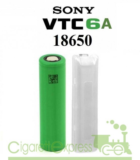 SONY VTC6A - 18650 - 3120mAh - 30A