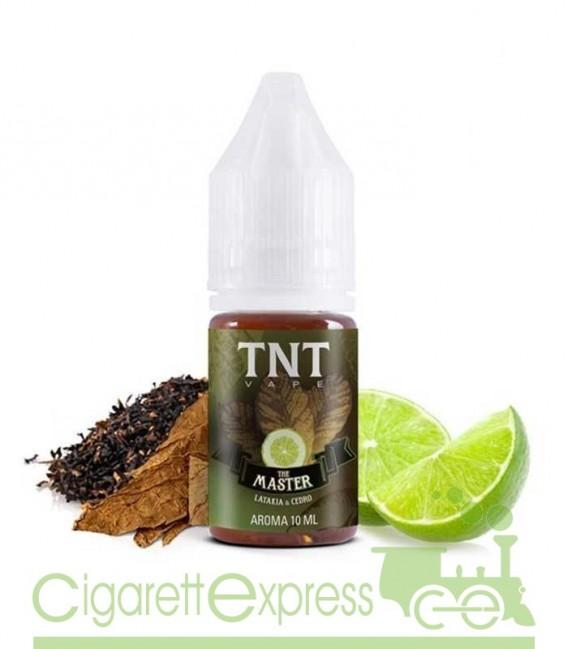 The Master - TNT Vape – Aroma Concentrato 10 ml
