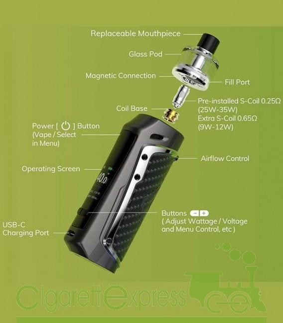 Sensis Kit - 3000mAh 40w - Innokin