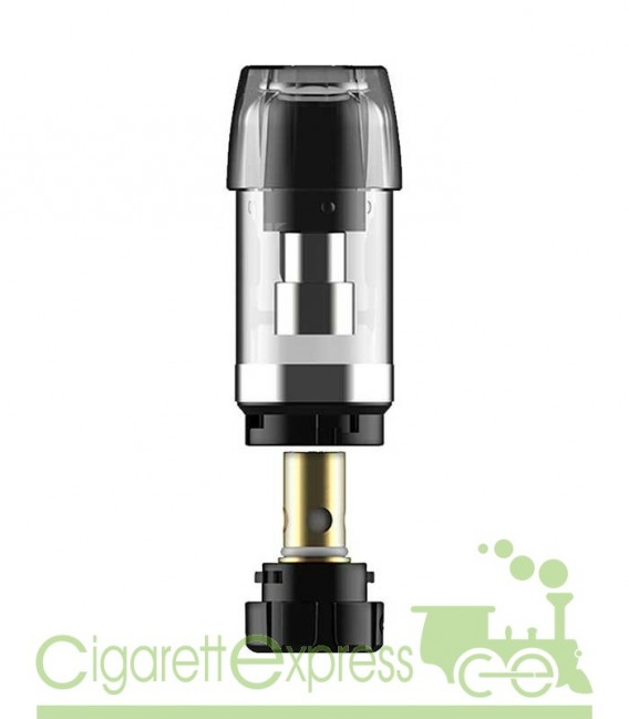 Pod Tank EQ FLTR + resistenza Sceptre 1,2ohm - Innokin
