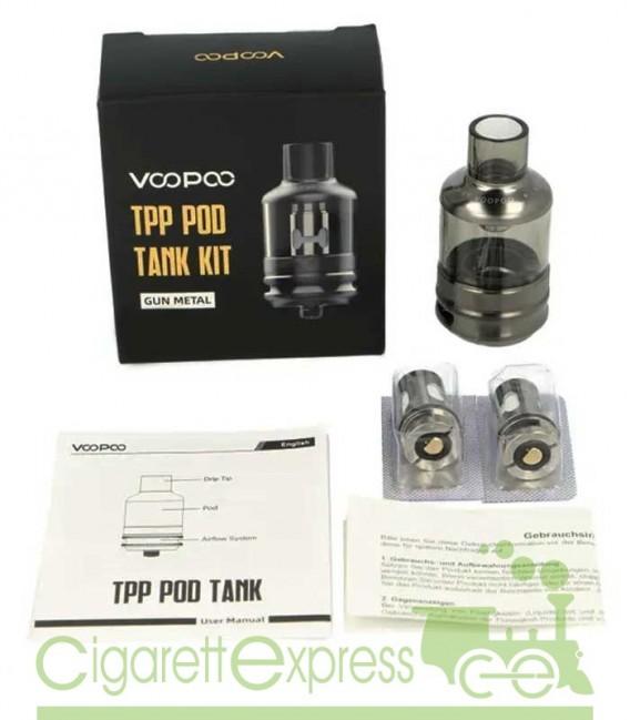 Voopoo TPP Pod Tank - 2 coil e connettore 510 - Voopoo