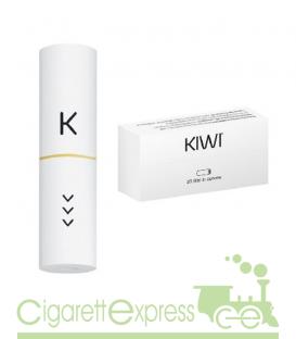 Kiwi Filtro di ricambio -  Drip Tip Cotone (20pz) - Kiwi Vapor