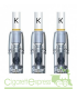 Kiwi Pod 1.7ml/1.2Ohm - Pod di ricambio - Kiwi Vapor