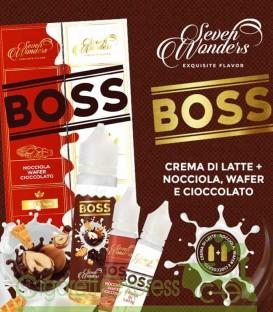 Maggiori dettagli di Boss - Mix Series 40ml - Seven Wonders