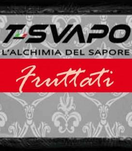 T-Svapo Fruttati - Aroma concentrato 10ml