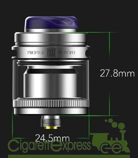 Profile M RTA - 24,5mm - Wotofo