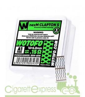 Profile nexMESH Clapton S 0.15ohm - Wotofo