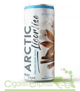 Arctic licorice - Mix Series 50ml - Enjoy Svapo