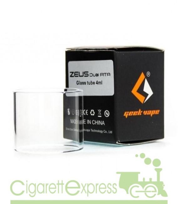 Zeus Dual 4ml Pyrex Glass Tube - GeekVape