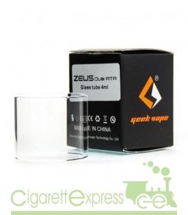 Maggiori dettagli di Zeus Dual 4ml Pyrex Glass Tube - GeekVape