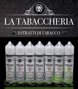 White Extreme 4POD - Concentrato 20ml - La Tabaccheria Evolution