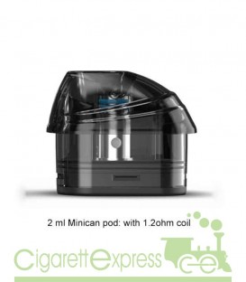 Minican Pod 2ml 1,2ohm - Ricambio per Minican e Minican Plus - Aspire