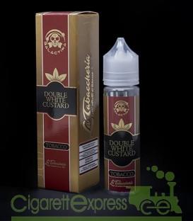 Double White Custard - Concentrato 20ml - Galactika & La Tabaccheria