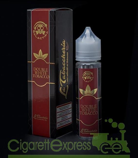 Double White Tobacco - Concentrato 20ml - Galactika & La Tabaccheria