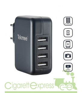 Adattatore di rete USB 4 Porte - Tekmee