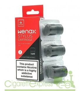 Wenax Stylus Cartridge - Serbatoio di ricambio - Geekvape