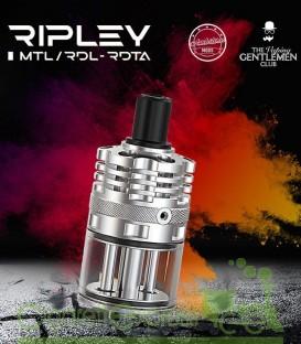 Ripley RDTA - Ambition Mods & The Vaping Gentlemen Club