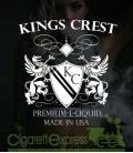Kings Crest Premium E-Liquid - Concentrato 20ml