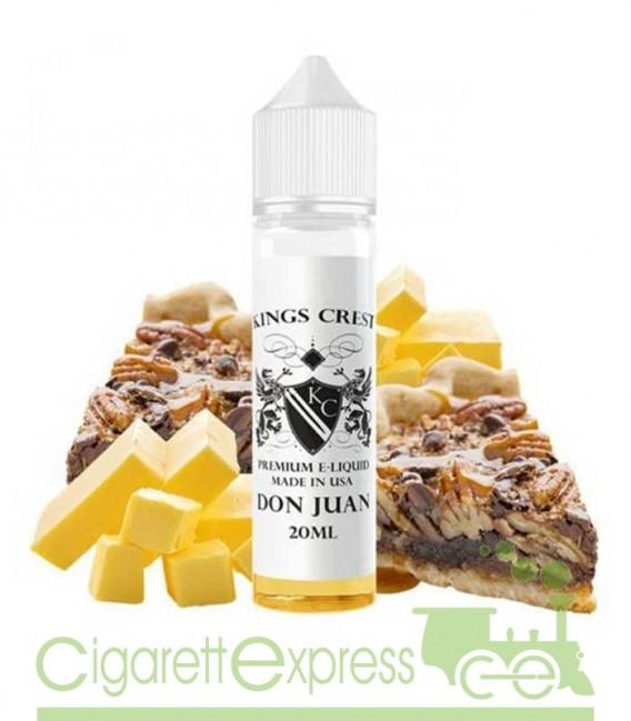 King Crest Premium E-Liquid - Concentrato 20ml