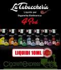 Black Line 4POD - Liquido pronto 10 ml - La Tabaccheria