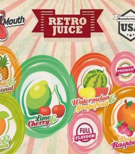 Retro Juice by Big Mouth – Aroma Concentrato 10 ml