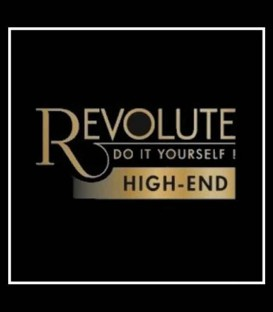 Revolute high end - Aroma concentrato 10ml