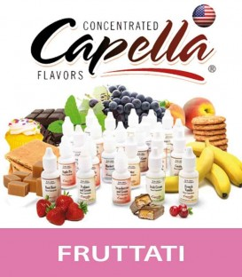 """Fruttati"" by Capella Flavors - Aroma concentrato 13ml"