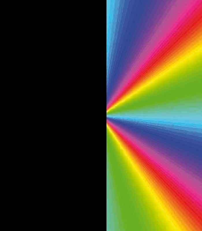 Rainbow/Nero